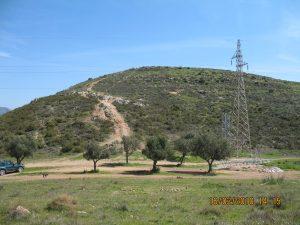Zona norte Cerro Cabello