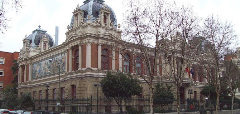 24 de Abril 2019. Interconexión entre la Asociación de amigos del Museo Histórico Felipe de Borbón escuela de Minas de Madrid y el Aula museo de geología Málaga.