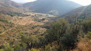 Vista de arroyo Linarejos