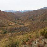 22 de ABRIL 2018. Ruta por paisaje minero de Arroyo Majar del HInojo y Cañada del Lentisco (Ojén).Aula museo de geología