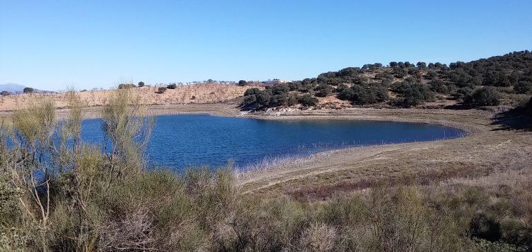 16 de Enero 2017. Lagunas Chica y Grande de Salinas (Archidona), y Salineras de Fuente Camacho