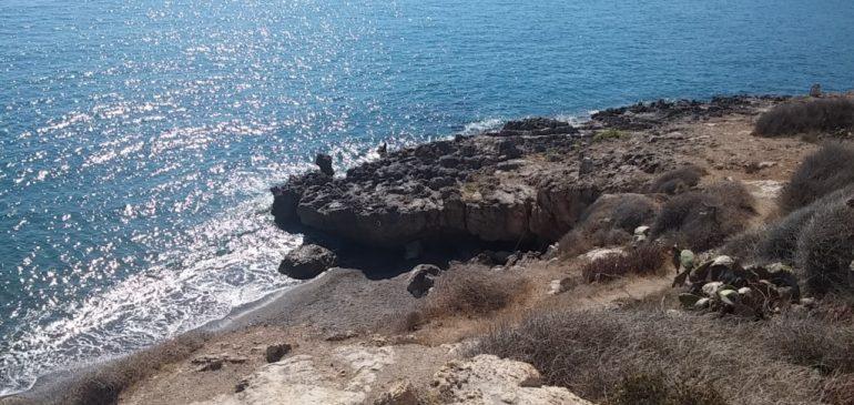 6 de Septiembre 2017. Geologia costera playa de la Araña (Málaga). Aula museo de geologia Málaga