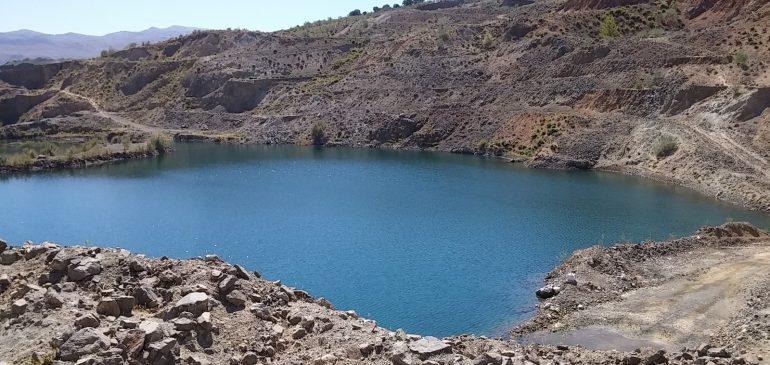 17 de Septiembre 2017. Ofitas el Páramo y manantial salino de Fuente Camacho. Aula museo de geologia Málaga