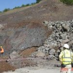 Asesoramiento geotécnico. Deslizamiento Albania.