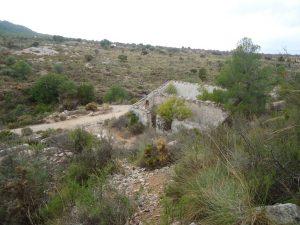 Casa mineros Llanos de la Plata