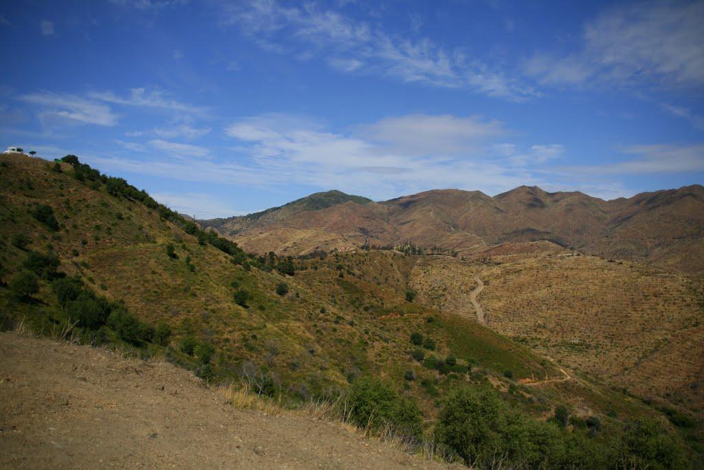 Cuenca Linarejos y Sierra Alpujata