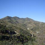9 de DICIEMBRE Sendero Los Pros-Cerro Alcuza Montes de Málaga . Aula museo de geología