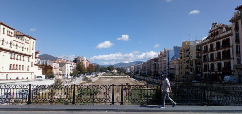 25 de Mayo 2018. El Rio Guadalmedina. Un valor hidrogeológico natural históricamente vilipendiado. Aula museo de geologia Málaga.