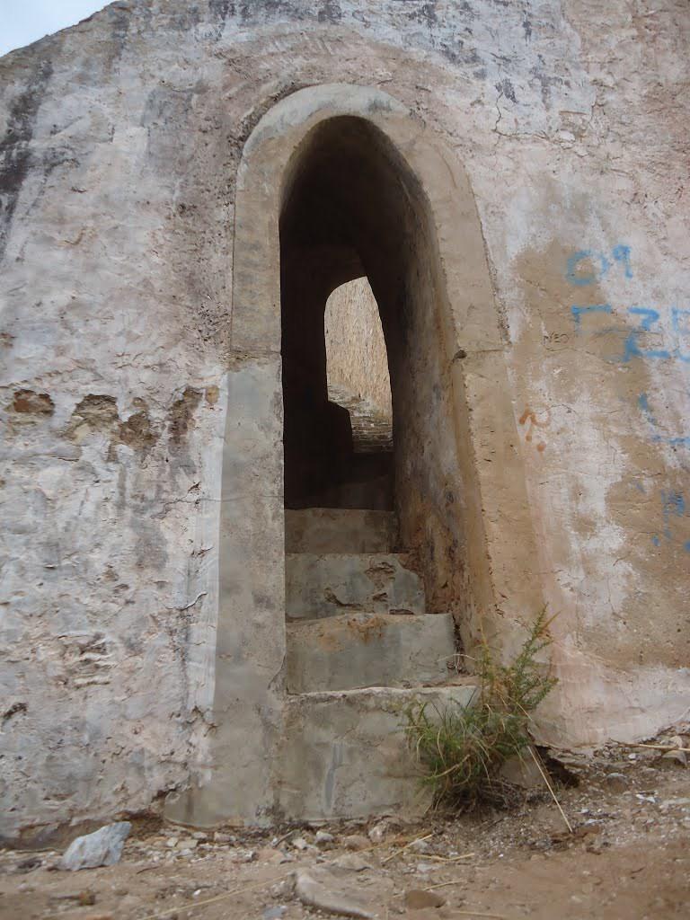 Edificio del lavadero Llanos de la Plata