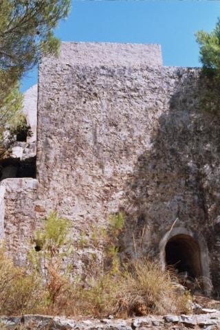 Edificio del lavedero Llanos de la Plata