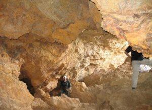 Mining Survey in lead mines (Padlock Mine, Málaga)