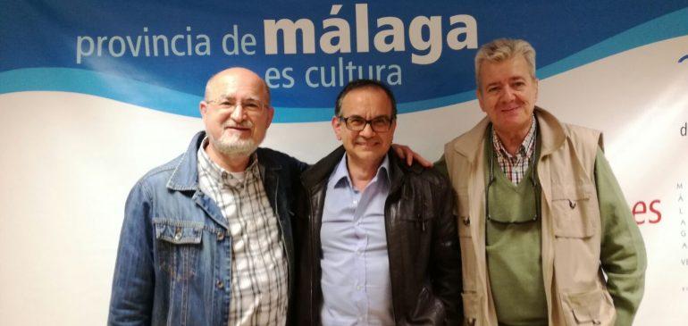 21 de Marzo 2017. Radio Malaca Olé Diputación recibe al aula museo de geología