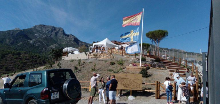 5 de Octubre 2019. Expo geominerales Finca Solmark (Carratraca). Encuentros-Aula museo de geologia Málaga