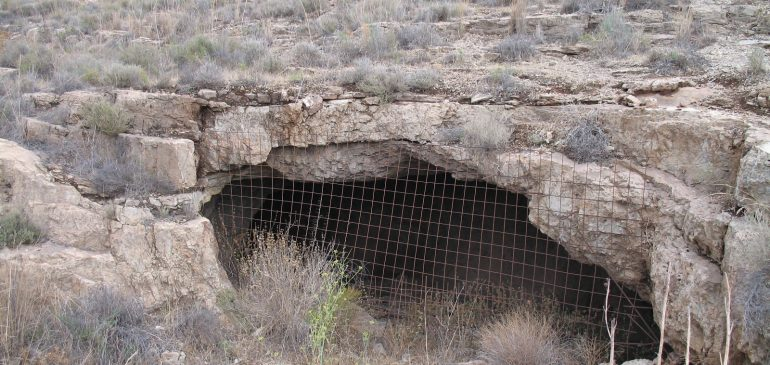 7 de Mayo 2017. La Pérdida de patrimonio geológico-minero, minas de El Candado (Málaga)