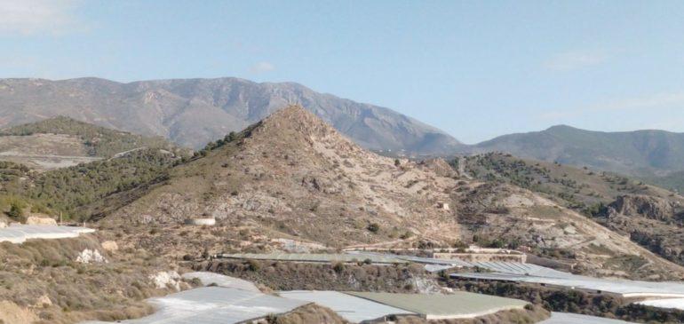 10 de Diciembre 2019. Visita geológica al Cerro del Toro (Motril). Aula museo de geologia