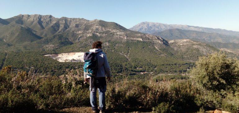 22 de Diciembre 2019. Los Villares de Monda. Aula museo de geologia