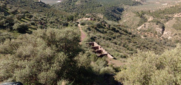 8 de Marzo 2020. Por las minas de hierro de la Sierra de Cabrera en Corcoya (Badolatosa) Aula museo de geologia (Málaga)