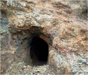 Mina de cobre Arroyo Zapateros