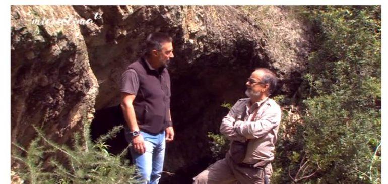 4 de Mayo 2018. Reportaje Mina el Cardenillo (Benahavis). Programa conjunto Microclima RTV Marbella y Aula museo de geologia Málaga.