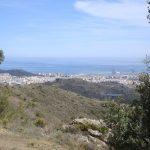 27 DE NOVIEMBRE 2016: Minas de cobre Los Pros Alto. Cerro Alcuza (Málaga)