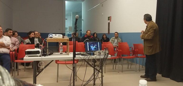 16 de Marzo 2017. I Ciclo de Encuentros Geológicos Málaga