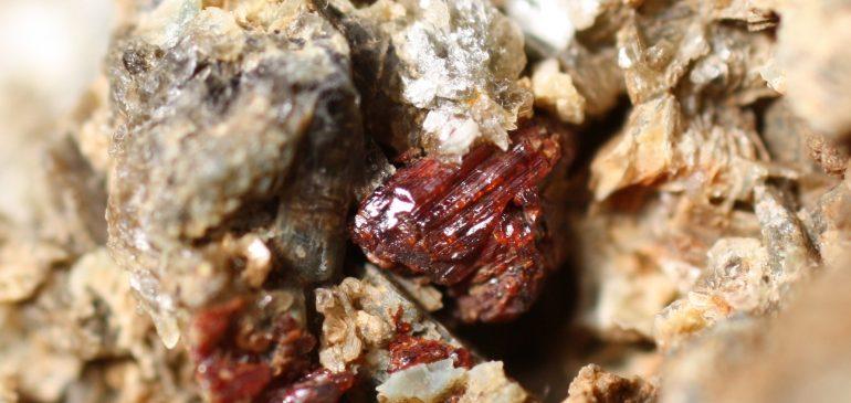 2th November 2016. The mineral resources at Llanos de Juanar (Ojén)