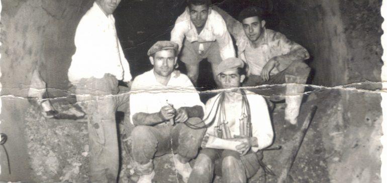 10th October 2016. Site visit Los Jarales de Carratraca. Mining Heritage